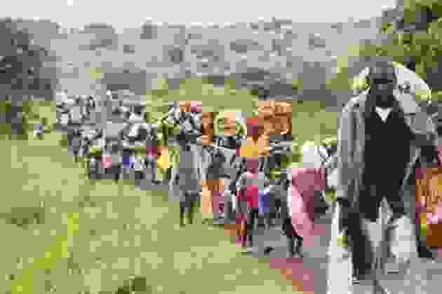 Şiddet olayları nedeniyle iki ayda 7 bin 660 kişi sığındı