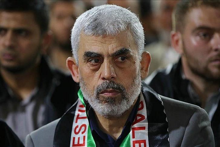Sinvar: BM'nin Gazze Şeridi'ndeki insani krizi çözme niyeti yok