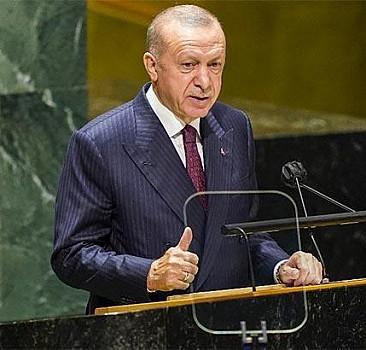 Erdoğan'dan tarihi mesajlar
