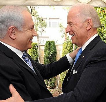 Biden ve Netanyahu çaresiz! Tekrar görüştüler..
