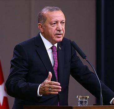 Erdoğan'dan Rusya ziyareti öncesi dikkat çeken Suriye mesajı