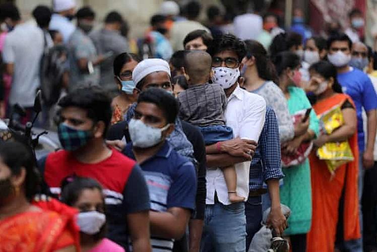 Hindistan'da günlük vaka sayısı 260 bini geçti
