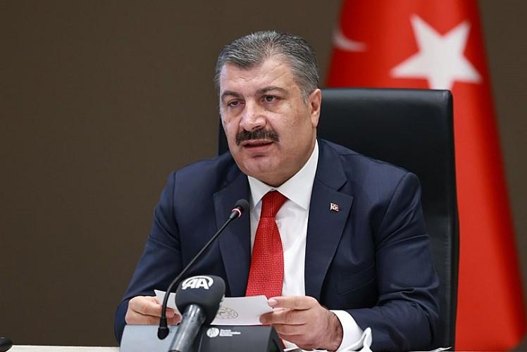 Bakan Koca İstanbul'daki doluluk oranını açıkladı