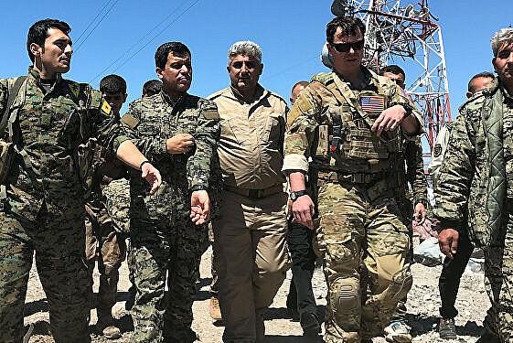 Ortadoğu'da ABD'nin sinsi yılanı: McGurk PKK'ya geri döndü