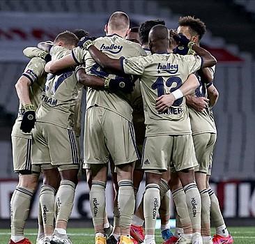 Fenerbahçe, 2 maç sonra galibiyet elde etti