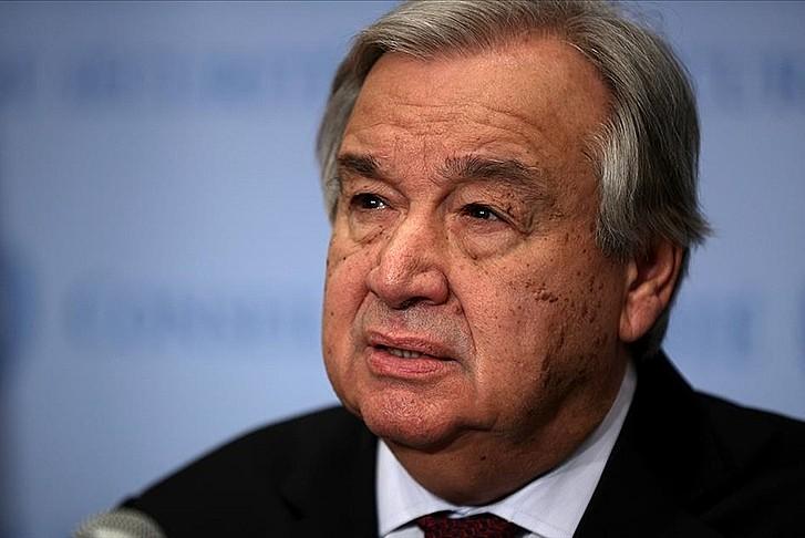 Guterres'ten İsrail uyarısı