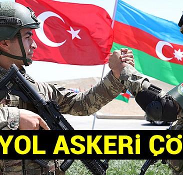 Karabağ için tek yol askeri çözüm