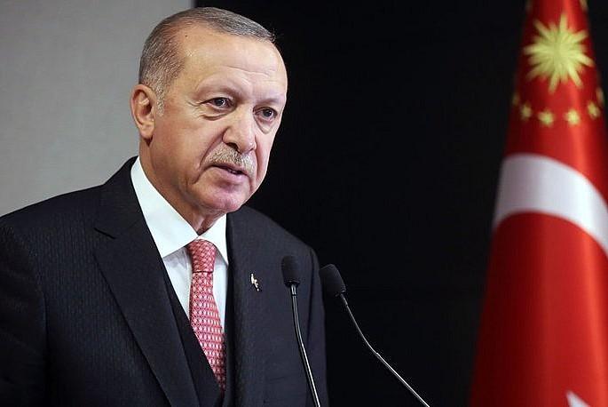 Erdoğan'dan Arnavutluk mesajı!