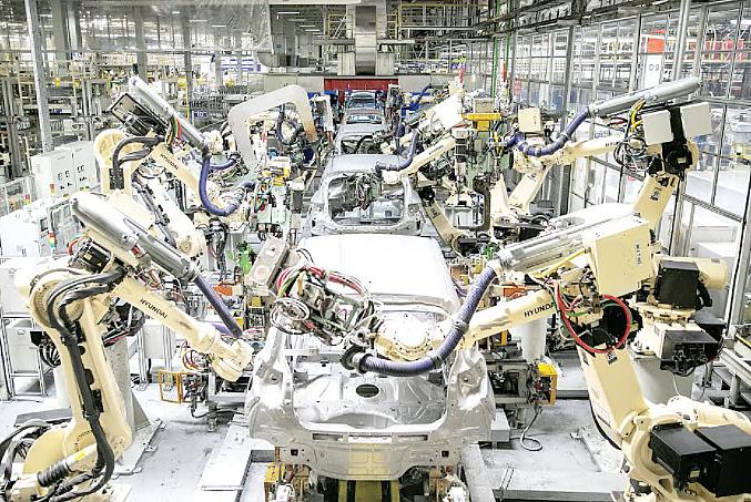 Üretim de ihracat da arttı