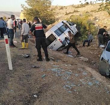 Gaziantep feci kaza! Çok sayıda yaralı var