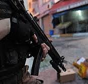 Terör propagandası operasyonu: 4 gözaltı