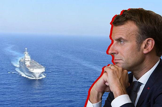 Fransa'da Macron'a tepki: 'Yanlış yolda'