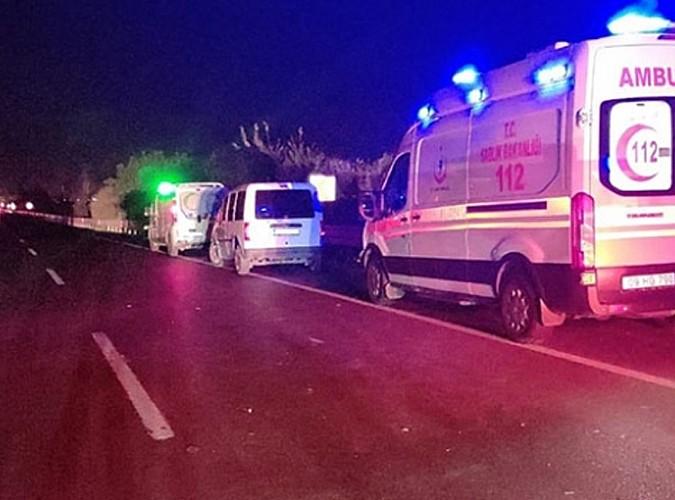 Aydın'da 1 polis memuru şehit oldu