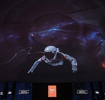 Türkiye Uzay Ajansı'nın sitesi ödüle aldı