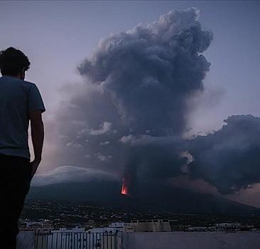 La Palma Adası'nda 462 kül oldu