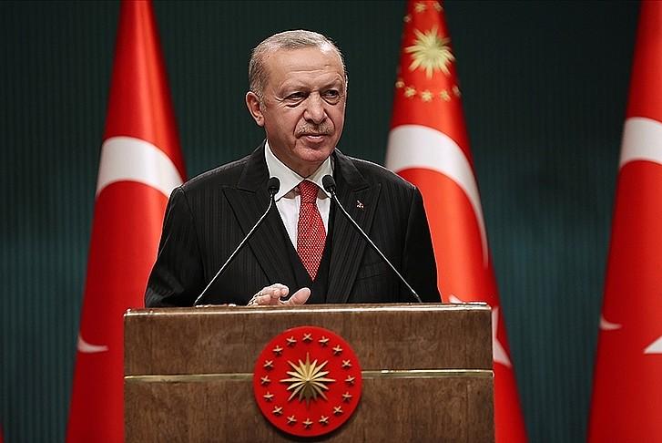 Erdoğan'dan AB'ye mesaj