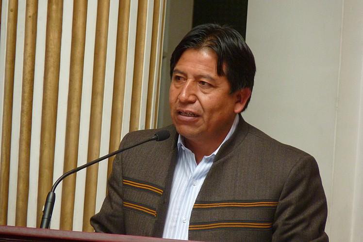 Bolivya'dan Filistin'e destek mesajı