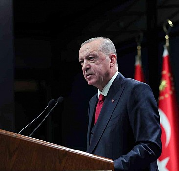Erdoğan'dan G20'ye 'Afganistan' önerisi