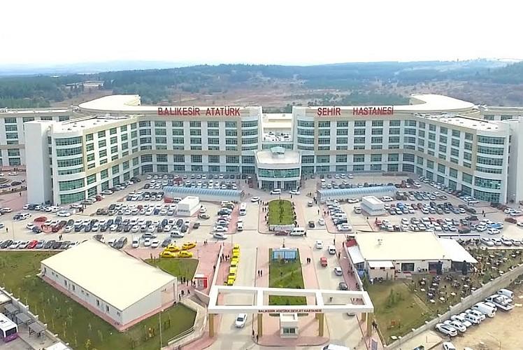 Balıkesir Şehir Hastanesi'nden felçli hastalara güzel haber!