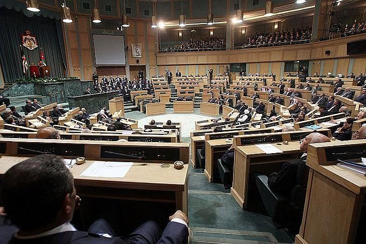 Ürdün'de yeni hükümet güvenoyunu aldı