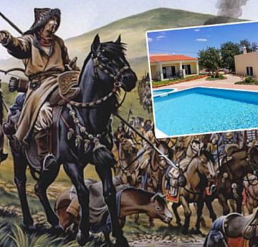 Portekiz'de tarihi Türk köyü! Oğuzlar kurdu