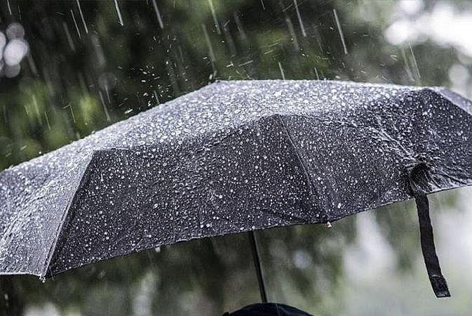 Meteorolojiden o illere kuvvetli yağış uyarısı