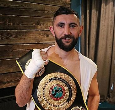 Türk boksör UBO Kıtalararası Şampiyonu oldu