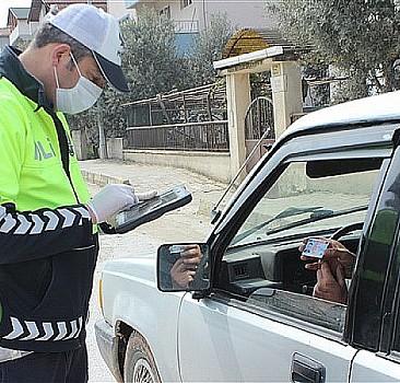 Tedbirlere uymayan 71 kişiye: 223 bin lira ceza