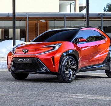 Toyota A segmenti için 'Aygo X prologue' vizyonunu sergiledi