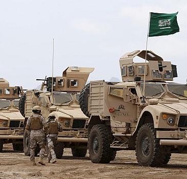 Arap koalisyonu: Bir günde 156 Husi milis öldürüldü