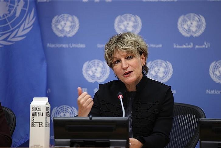 BM'den İran'a suçlama