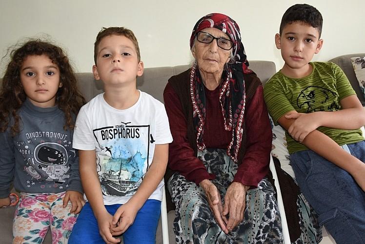 Kalp ve tansiyon hastası 95 yaşındaki Fatma nine Covid-19'u yendi