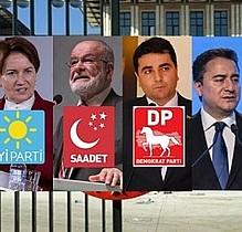 6 partiden 'parlamenter sistem' toplantısı