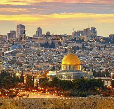Kudüs'ün kalbine bir hançer daha!