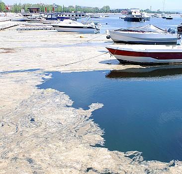 Marmara Denizi'nde çalışmalar başladı