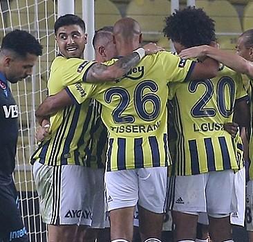 Kadıköy'de 3 gollü galibiyet