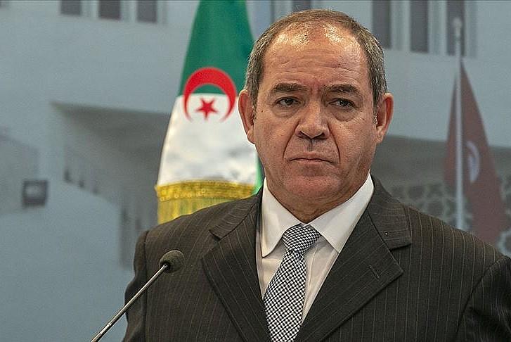 Cezayir'den Türkiye'ye teşekkür