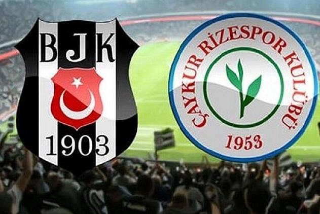 Beşiktaş - Rizespor maçı hangi kanalda? Şifresiz ve canlı nereden izlenir? Saat kaçta?