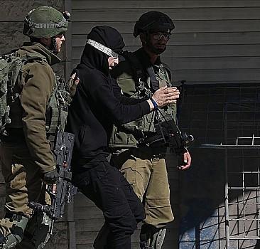 60 Filistinli gözaltına alındı