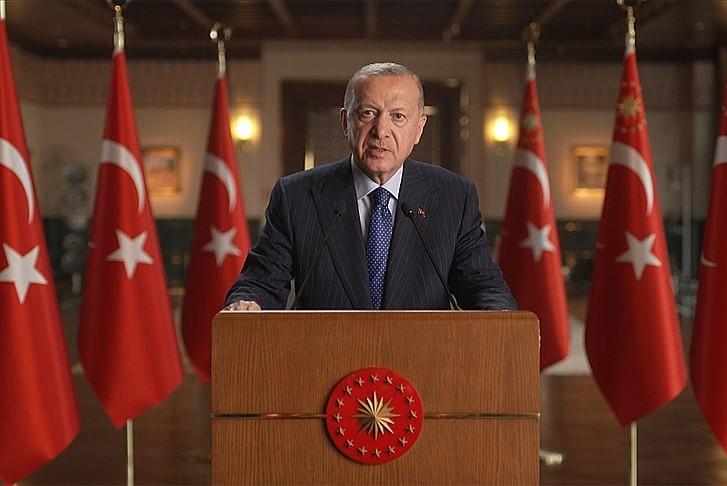 Başkan Erdoğan'dan BM'ye mesaj: 12. sıradayız