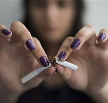 Sigarayı bırakmak isteyenlere müjde: Ücretsiz...