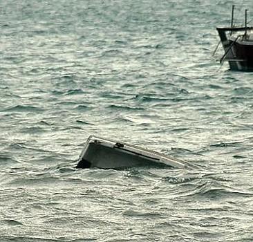 Tekne faciası! Çok sayıda ölü var