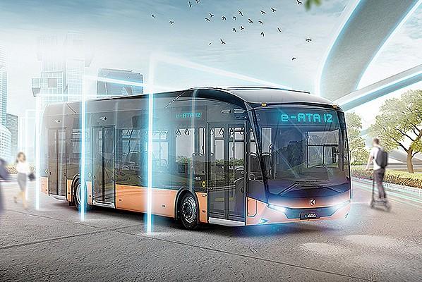 6'dan 18'e 'E' otobüs üreten tek marka