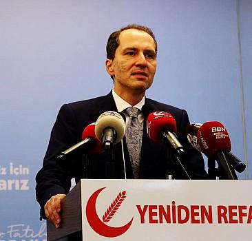 Erbakan'dan 'Osman Kavala' tepkisi