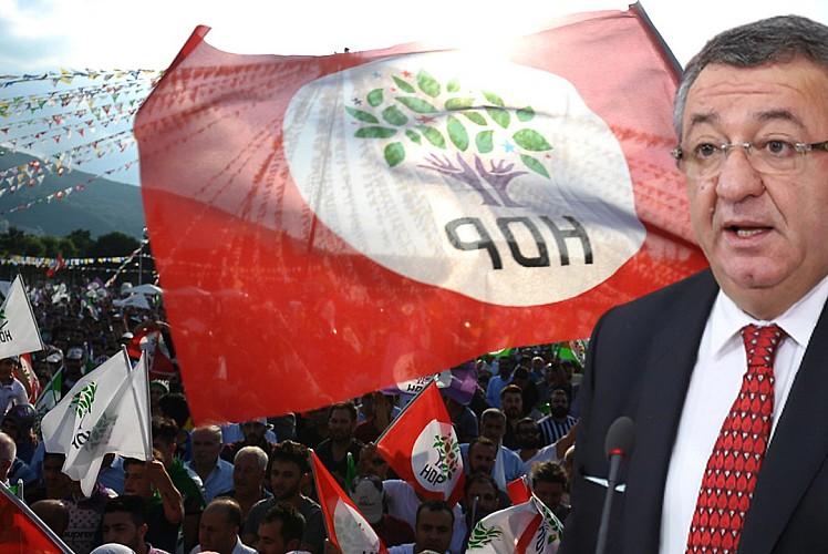 CHP'den HDP'ye bir destek daha!