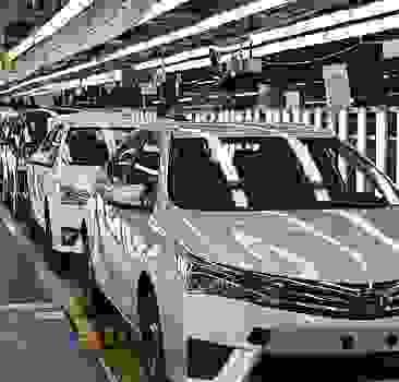 Toyota üretim bantlarını geçici durdurdu