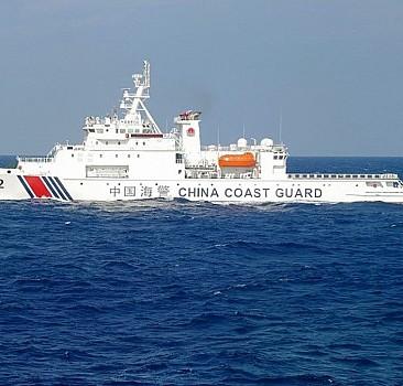 Güney Çin Denizi'nde tansiyon yükseliyor!