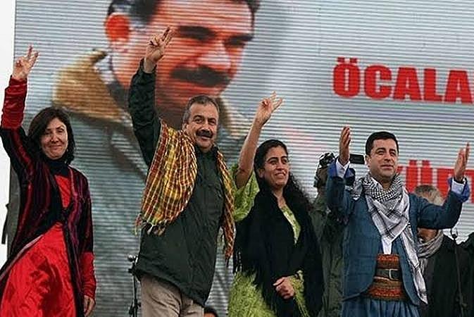 Daima terörden yana oldular: HDP artık meşruiyet kazanamaz