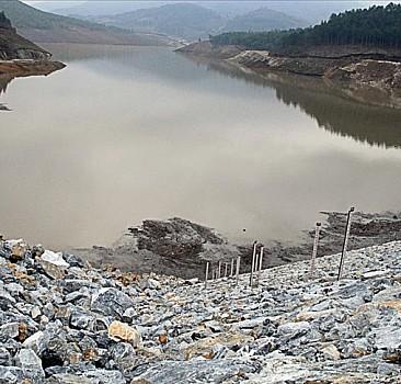 Yağışlar barajlardaki su seviyesini yükseltti