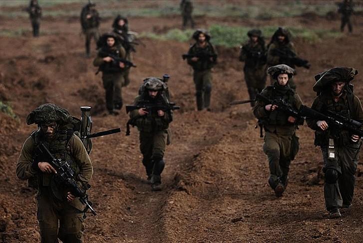 İsrail Gazze'ye işgal girişimi başlattı